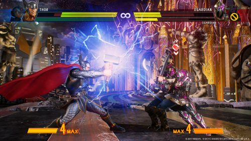 Marvel vs Capcom Infinite 2017 Criticsight Imagen 25