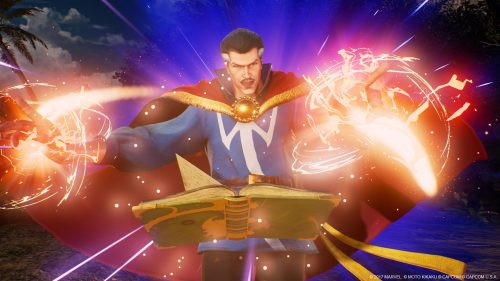 Marvel vs Capcom Infinite 2017 Criticsight Imagen 6